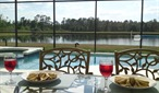 SHEARDALE LAKESIDE VILLA – stunning Lake Views on award winning Terra Verde Resort with pool, spa, games room, FREE Wi-Fi and so much more . . .